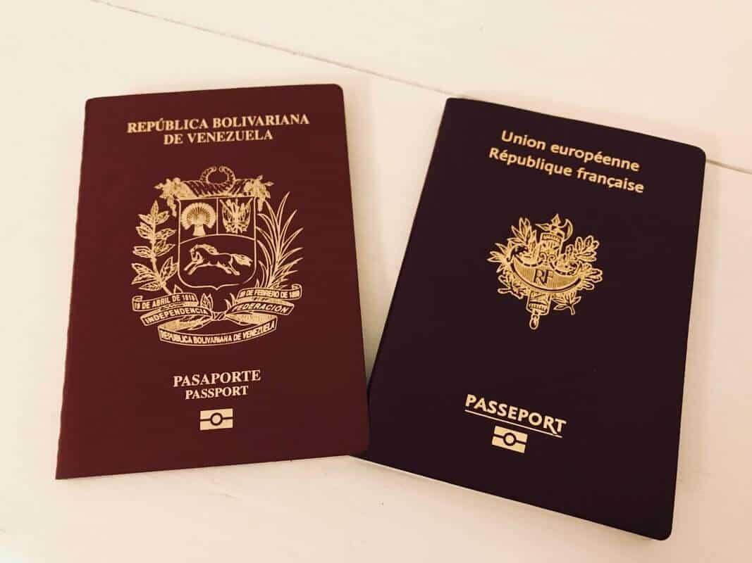 passeport venezuela achat petro